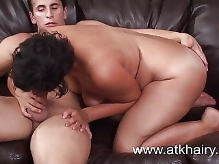 amateur Hairy armpit cum hardcore video