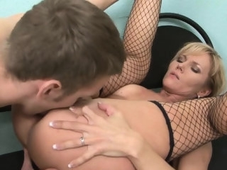 anal Hot mature sweetie Zlata getting hard fucked blowjob video