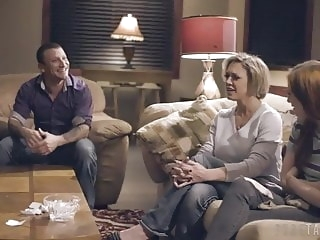 fingering family swap-Maya Kendrick Dee Williams top rated video