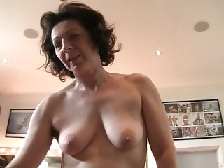 amateur mature woman burns your boss's dick first and then they fuck mature video