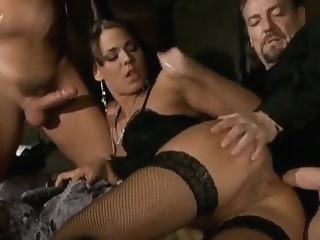 anal Dark Lady (2009) - Full movie group sex video