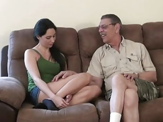 blonde Weekend at Grandpa's 3 - Part 1 brunette video