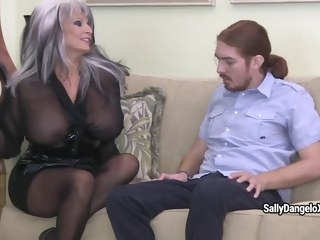 amateur SallyDangeloXXX - Hot Wife Lll Mp4 Hd big ass video