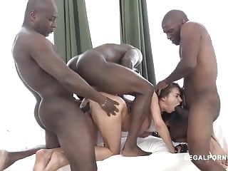 anal Russian sex machine Alina hard gangbang top rated video
